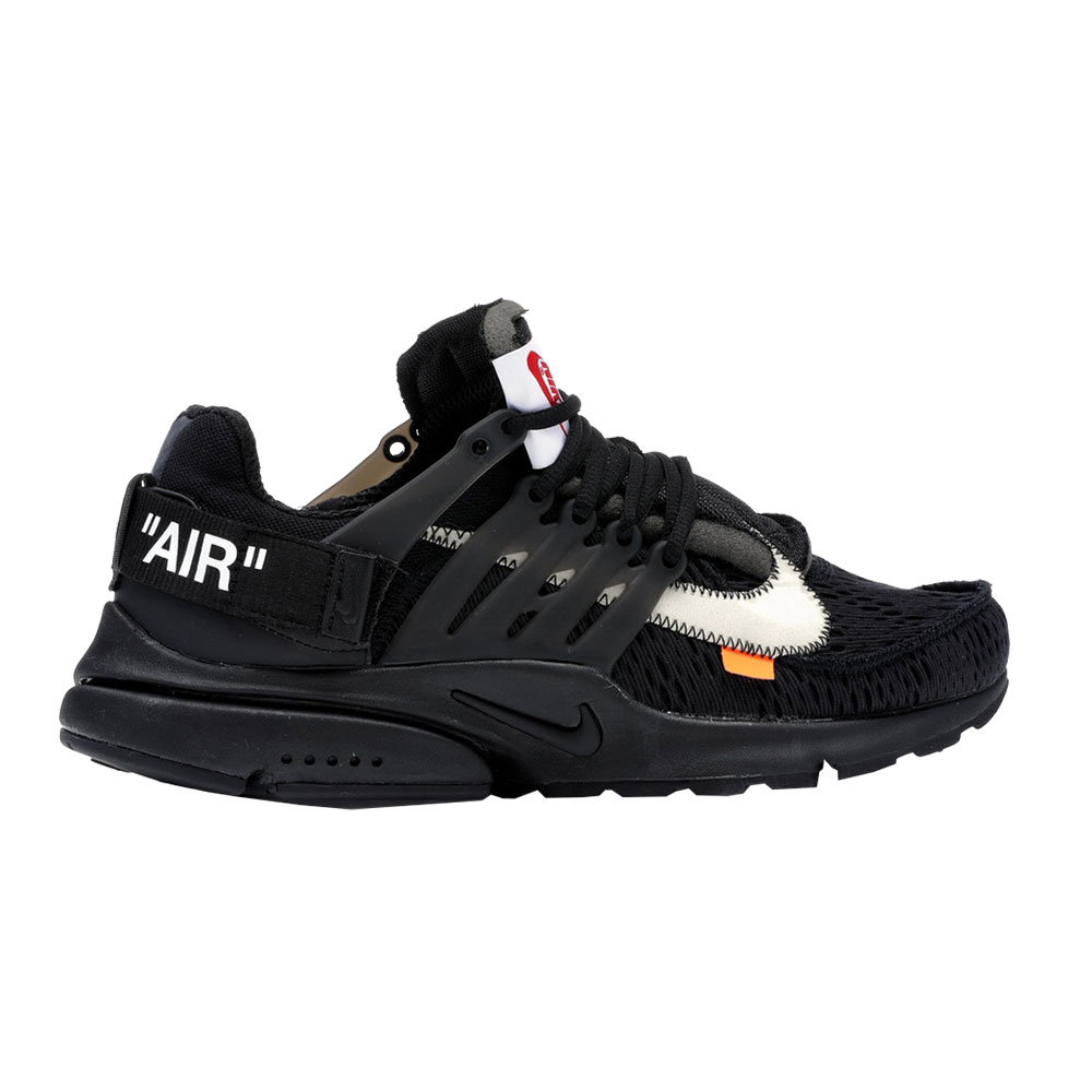 Lyst Baskets Off White x Nike The 10 : Air Presto Lyst