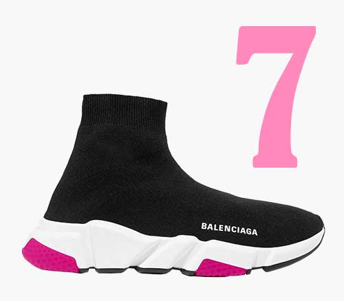 Zapatillas Speed de Balenciaga