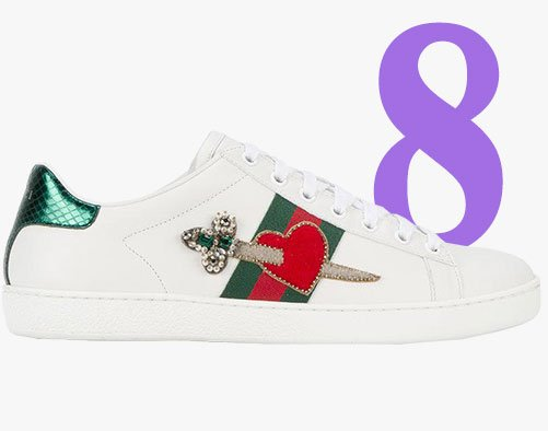 Sneakers Ace di Gucci